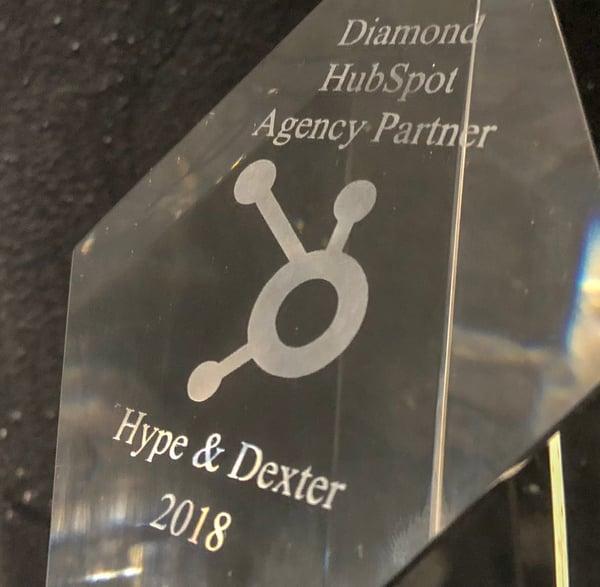 Diamond HubSpot Agency Partner - Hype & Dexter